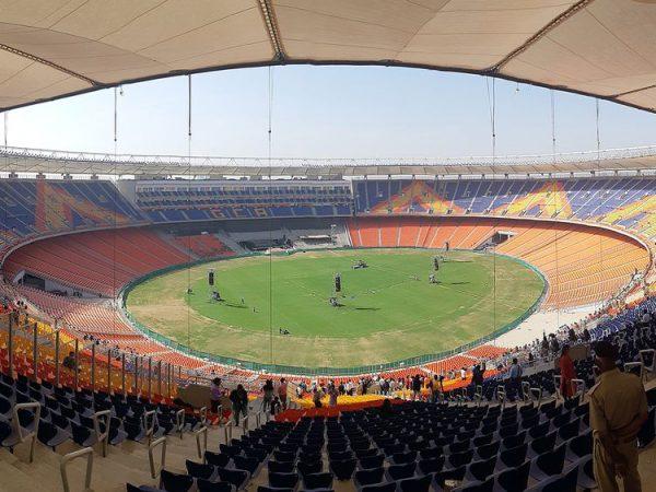 नरेंद्र मोदी स्टेडियम कहलाएगा दुनिया का सबसे बड़ा क्रिकेट ग्राउंड, मोटेरा में गृहमंत्री अमित शाह ने किया ऐलान