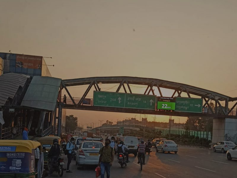 दिल्ली में आज रात से छह दिनों का लॉकडाउन, जानें किन्हें मिलेगी छूट